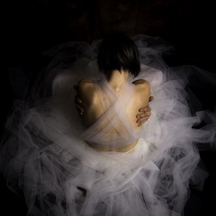 """La belleza de la soledad"". Autora: Genoveva Montoya. Concurso de fotografia ""Mirando la Soledad"" MatiaZaleak"